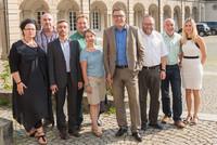 Die dbb Verhandlungskommission im Sozial- und Erziehungsdienst am 13. August 2015 in Offenbach. (Foto: © Daniela Mortara, dbb)