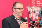 Christoph Busch stellvertretender Landesvorsitzender der komba gewerkschaft nrw und Vorsitzender des komba Ortsverbandes Bonn / Rhein-Sieg
