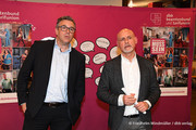 Andreas Hemsing (links) und dbb-Tarifvorstand Volker Geyer