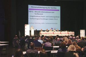 Andreas Hemsing, stellvertretender Landesvorsitzender (Foto: © komba gewerkschaft nrw)