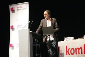 Uwe Tchorz, Unfallkasse NRW (Foto: © komba gewerkschaft nrw)